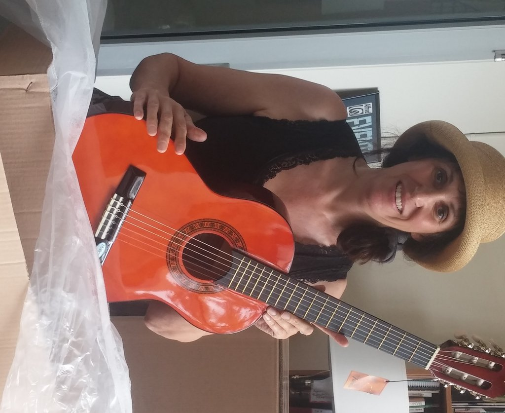 Jess with a small classical for the Pullum Center