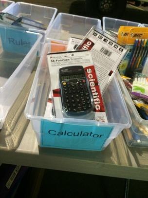 Calculators Equal Success