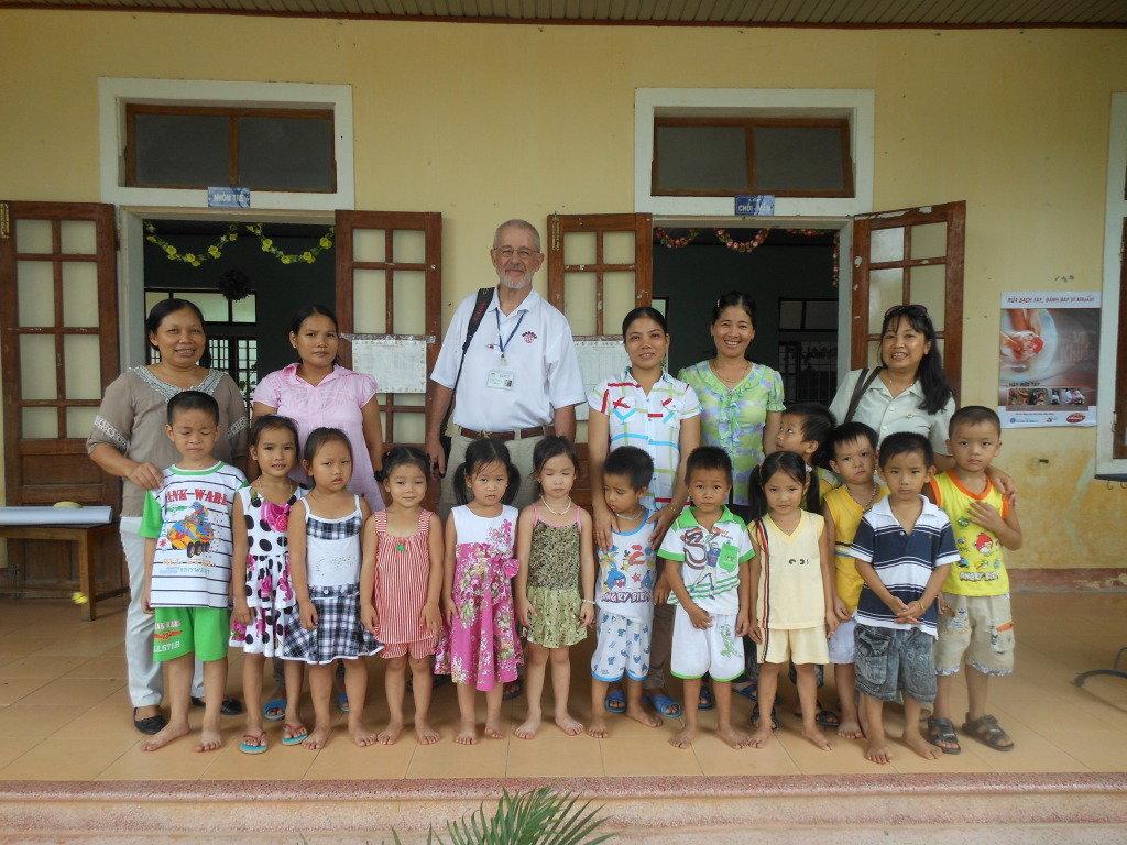 Bring Safe Water to School Kids in Vietnam