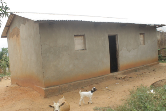 A house for a family of 8 persons