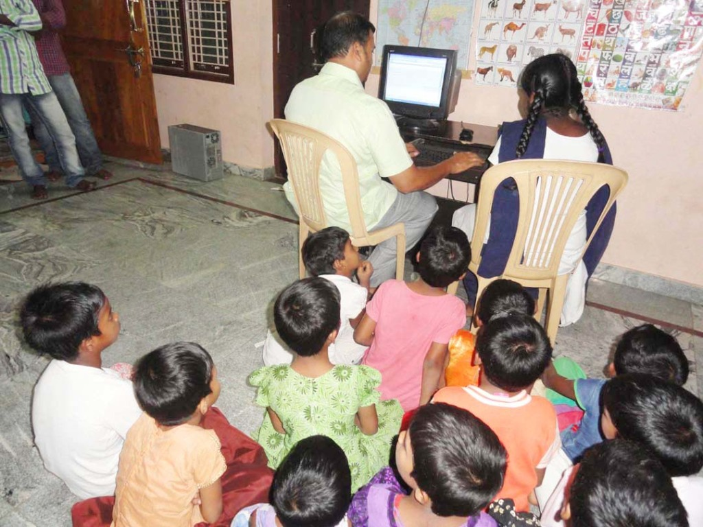 Reports on Empower 40 Orphans with Computer Skills Training