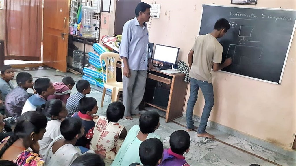 Empowerment of Orphanage Children in Charity India