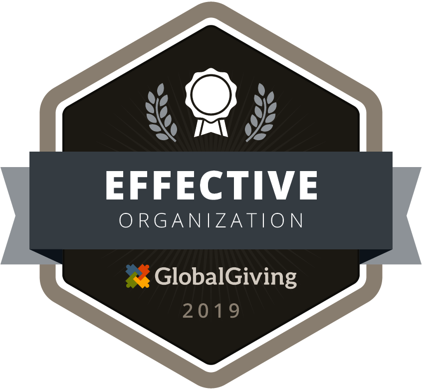 Effective Nonprofit2019 recognized by GlobalGiving