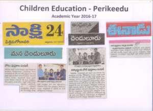 Print media publication