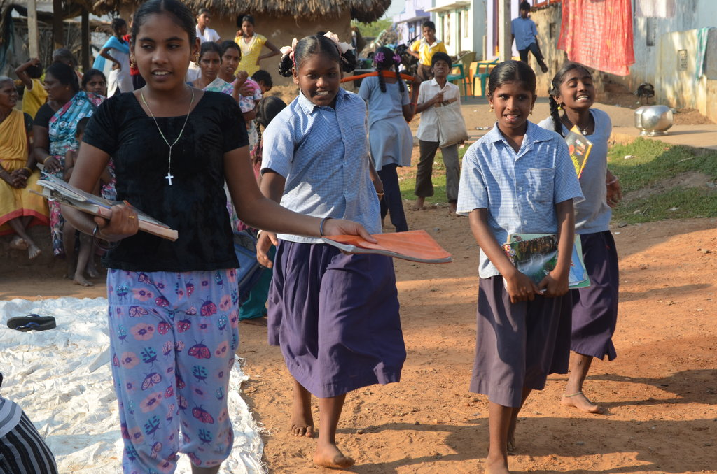 Education for 300 Indigenous Children in India