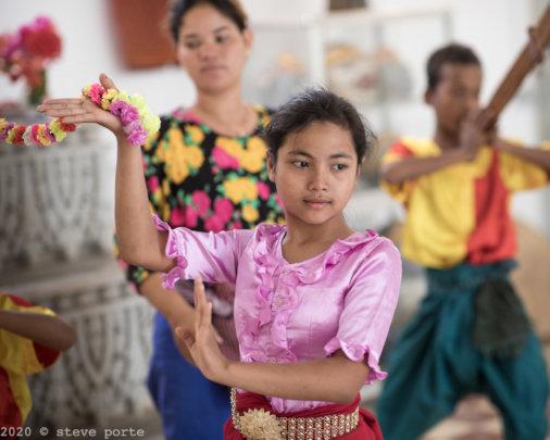 Folk Dance at KCDI