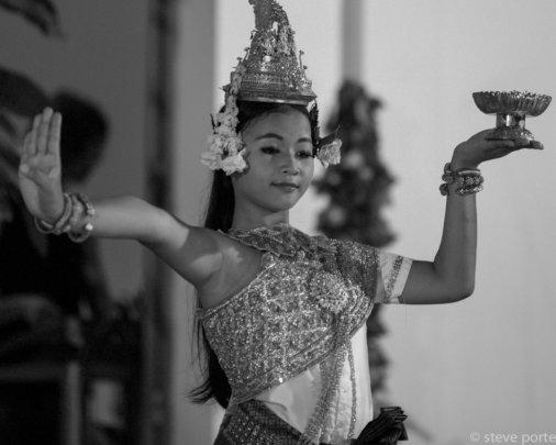 Dance! KCDI student. Photo Steve Porte