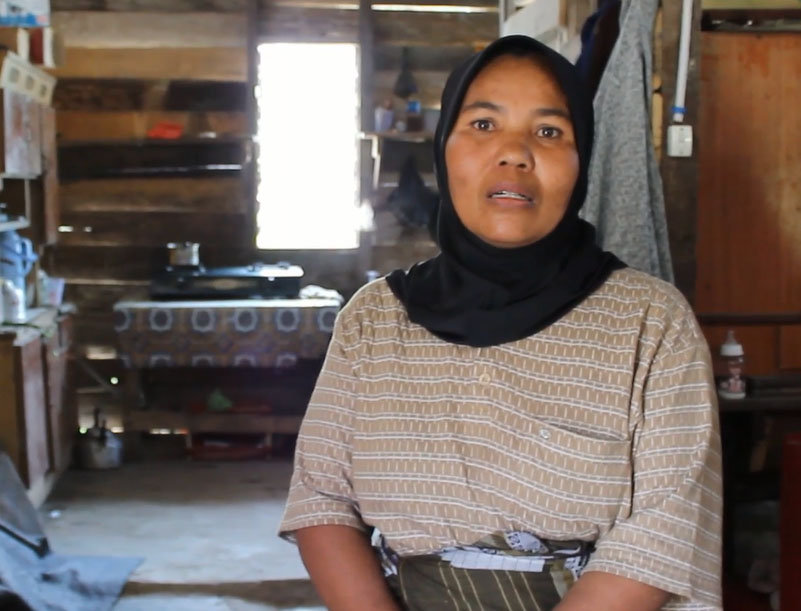 Protect 15 families from earthquakes in Indonesia