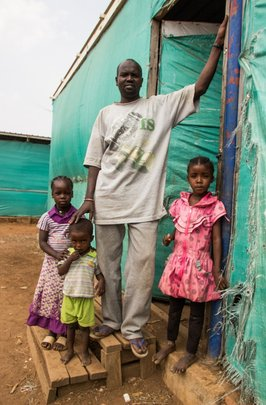Your gift is helping Souleman's family survive.