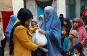 Disaster Aid for Needy Afghans
