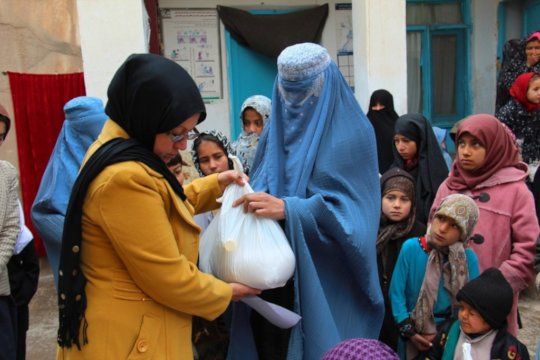 Save Poor Afghan Families From Starving