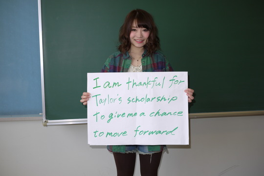 """Yayoi """"Thankful for a chance to move forward"""""""