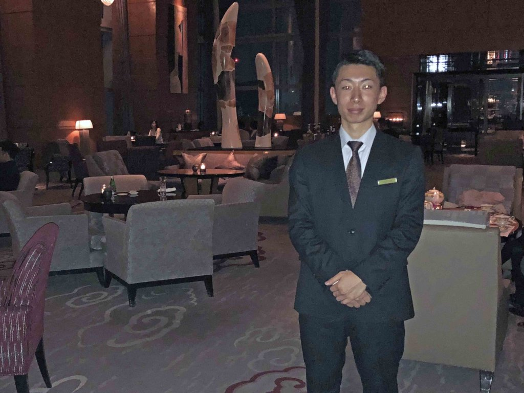 Riku at Ritz Carlton Tokyo