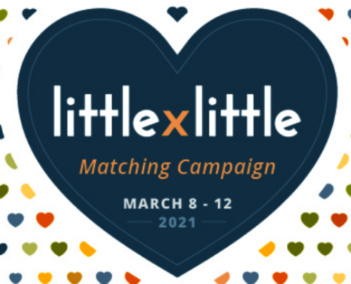 Little by Little Matching Campaign