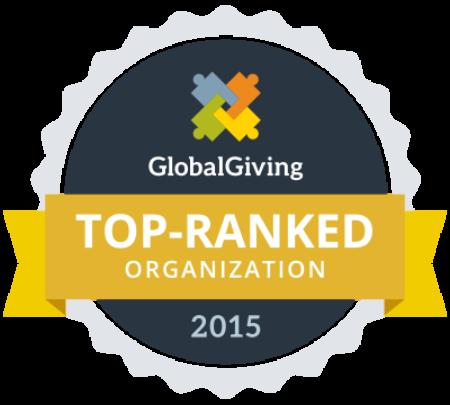 2015 Top Ranked Organization