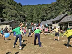 Seventh annual sport event