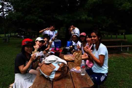 Camp Thunderbird Picnic