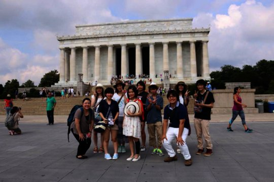 First Day of Sightseeing in Washington, DC