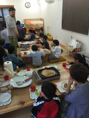 BigUp Ishinomaki 2nd Kid's Dinner Event