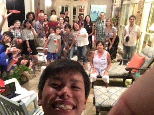 Richmond Farewell Party