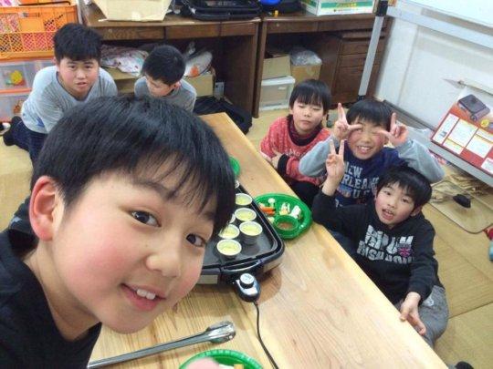 Big Up Kids Cafe Dinner