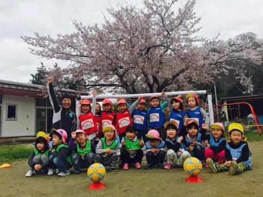 TAMF Cobaltore Soccer School Season Starts!