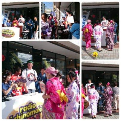 Ishinomaki Radio at Kawabiraki Festival