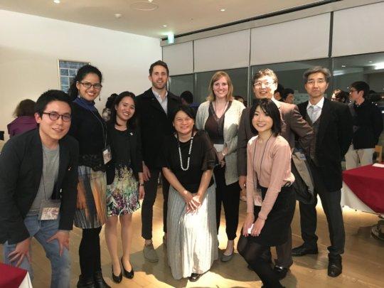 JETAA Western Japan Film Festival Reception