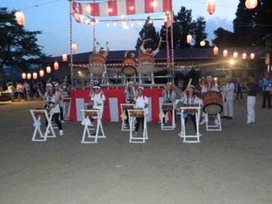 Kesennuma Children's Home Summer Festival Stage