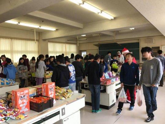 Kokoro Smile Oshika Children Shopping Project