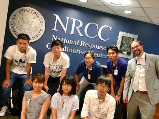 NRCC Visit