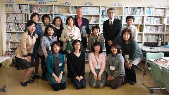 """""""Soyokaze No Ohanashi"""" Readers"""