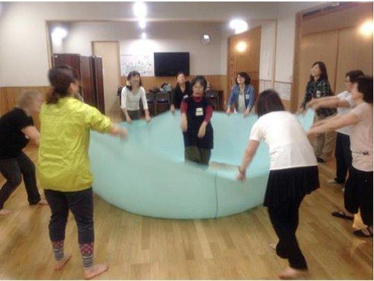 Dance Movement Therapy Workshop @ Sakura Jyuku