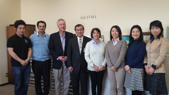 Ishinomaki BOE Head Sakai Meeting 12-05-14