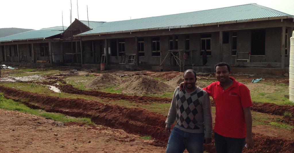 Dr. Morris Cerullo Teaching Hospital in Kamashi
