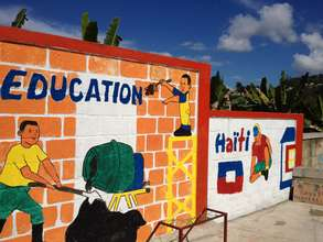 Camp for children with Type 1 Diabetes in Haiti