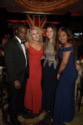 2016 Scholars at English Ball