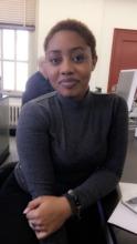 2016 Scholar: Esthelle from Ghana