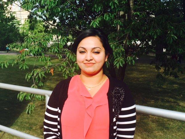 Kashfia from Bangladesh