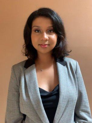 Sandesha, 2020 SGSNY Scholar