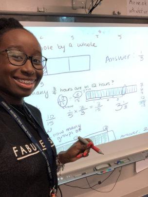 Lystona in the classroom