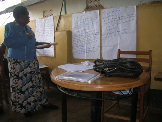 Dr. Loy facilitated reproductive health