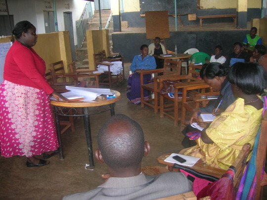 Police Child protection officer facilitated