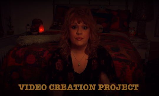 Learning to create your own movie with MaryAnne!