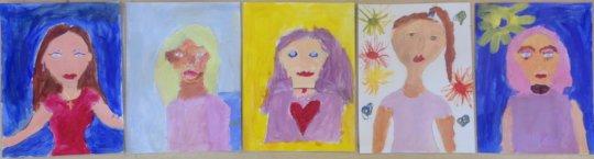 PS163 portraits
