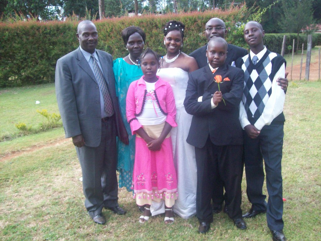 Mbula wedding
