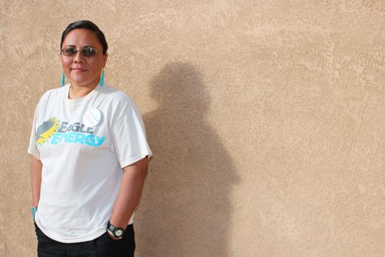 Shirlene, our Eastern Agency entrepreneur