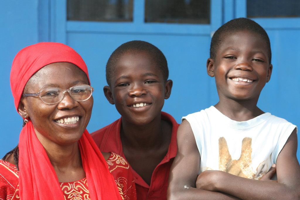 Housing & education for street children in Ghana