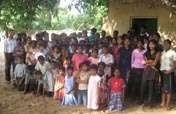Building a library for orphans in Sri Lanka