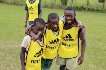 Soccer is one of the ways Retrak reaches children